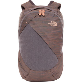 The North Face Electra Backpack Women Rabbit Gry Copper Melange